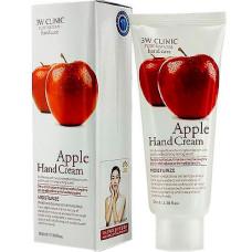 Увлажняющий крем для рук 3W CLINIC с экстрактом яблока Apple Hand Cream, 100 мл