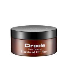 Серветки для видалення чорних крапок Ciracle Pore Control Blackhead Off Sheet