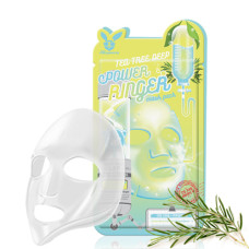 Маска для проблемной кожи Elizavecca Face Care Tea Tree Deep Power Ringer Mask Pack