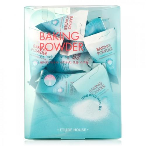 Скраб для особи Etude House Baking Powder Crunch Pore Scrub