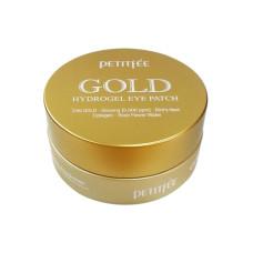 Гідрогелеві патчі для очей з золотим комплексом +5 Petitfee & Koelf Gold Hydrogel Eye Patch - 60 шт.