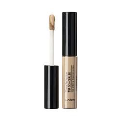Консилер для маскировки недостатков кожи The Saem Cover Perfection Tip Concealer №1.5 Natural Beige