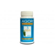 """Альгинатная маска Agor """"Ежедневное очищение №3"""" для жирной кожи Agor Herbal Clean Oily Skin"""