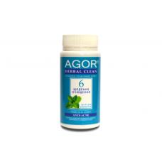 """Альгинатная маска Agor """"Ежедневное очищение №6"""" для возрастной, проблемной и жирной кожи Agor Herbal Clean Anti-Acne"""