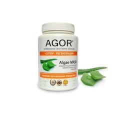 """Альгінатна маска Agor """"Супер-регенерація"""" Algae Mask"""