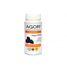 """Альгінатна маска Agor """"Black Detox"""" Algae Mask 100 гр."""