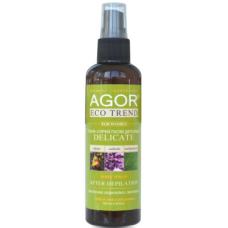 Тоник-спрей Agor после депиляции Delicate Body Spray After Depilation - 100 мл