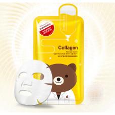 Коллагеновая маска для лица Rorec HC3207 30г