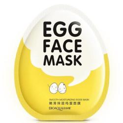 Увлажняющая яичная маска Bioaqua Egg Face Mask BQY2538 1шт.