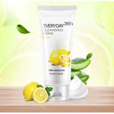 Натуральная очищающая пенка ROREC everyday 365 cleansing foam с экстрактом лимона HC8203 120 гр.