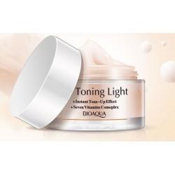 Крем для лица BIOAQUA V7 Toning Light Lazy Skin Cream 50 г. BQY9455
