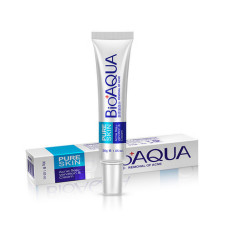 Концентрированный крем Bioaqua от прыщей и акне, точечного действия pure skin BQY0719, 30мл