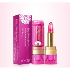 Желейная увлажняющая помада Bioaqua Jelly Temperature Change Lipstick - Grape BQY6590-2