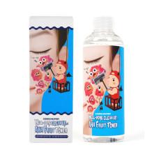 Пилинг-тоник с фруктовыми кислотами Elizavecca Face Care Hell-Pore Clean Up Aha Fruit Toner 200 мл