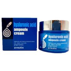 Крем на основі гіалуронової кислоти Zenzia Hyaluronic Acid Ampoule Cream 70 мл