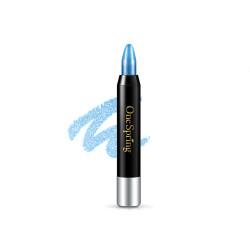 Карандаш-хайлайтер для глаз OneSpring Charming Big Eyes Light Blue B04