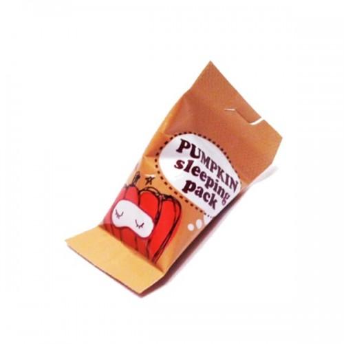Ночная маска с экстрактом тыквы Too Cool For School Sample Pumpkin Sleeping Pack