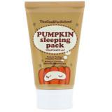 Питательная ночная маска-пилинг Too Cool For School Pumpkin Sleeping Pack Mini 30 мл