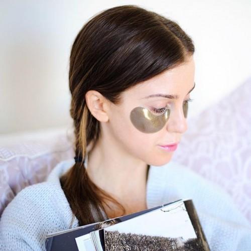 Гидрогелевые патчи для глаз Image PEARL lady series Eye Mask 60 шт
