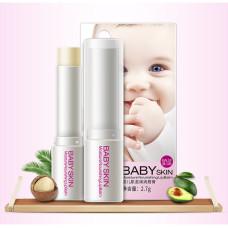 Бальзам для губ увлажняющий BIOAQUA Baby Skin BQY7015