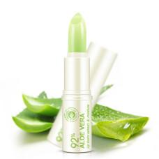 Бальзам для губ Алое Вера 92% BIOAQUA Refresh & Moisture Aloe Moisturizing Repair Lip Balm BQY3864
