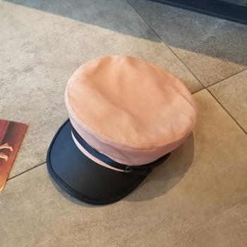 Женская кепи - кепка Pnk chrm-882913 Розовая