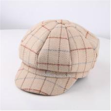 Детская кепи - кепка Peaked Caps M-1050120 Бежевая