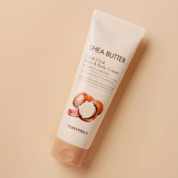 Tony Moly Shea Butter Chok Chok Face & Body Cream Питательный крем для лица и тела