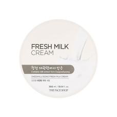 Крем для обличчя і тіла The Face Shop Daegwallyeong Fresh Milk Cream