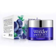 Крем для лица с черникой Bioaqua Wonder Essence Cream