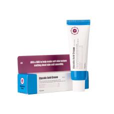 Обновляющий крем-пилинг для лица с AHA и BHA кислотами A'pieu Glycolic Acid Cream, 50мл