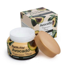 Осветляющий лифтинг-крем с экстрактом авокадо FarmStay Avocado Preimum Pore Cream 100 мл