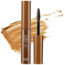 Тушь для бровей Etude House Color My Brows №04 Natural Brown