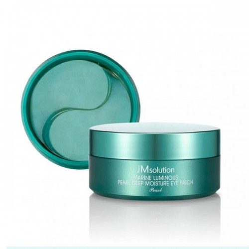 JMsolution Marine Luminous Pearl Deep Moisture Eye Patch