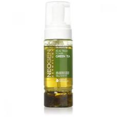 Пенка для умывания лица с листьями зелёного чая Neogen Dermalogy Real Fresh Foam Green Tea
