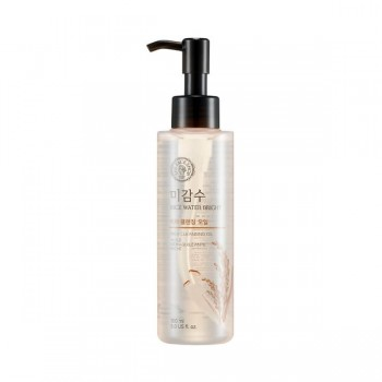 Гидрофильное масло The Face Shop Rice Water Bright Cleansing Rich Oil