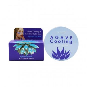 Гидрогелевые охлаждающие патчи для глаз с экстрактом агавы Petitfee&Koelf Agave Cooling Hydrogel Eye Mask