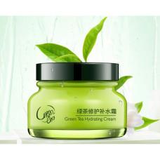 Крем для лица с зеленым чаем Laikou Green Tea Hydrating Cream