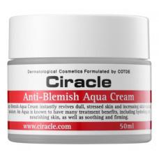 Зволожуючий крем для проблемної шкіри Ciracle Anti Blemish Aqua Cream