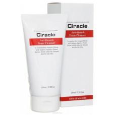 Пінка очищуюча для жирної і проблемної шкіри CIRACLE Anti-Blemish Foam Cleanser