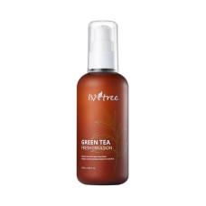 Освежающая эмульсия с зелёным чаем IsNtree Green Tea Fresh Emulsion