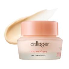 Крем для обличчя з морським колагеном It's Skin Collagen Nutrition Cream