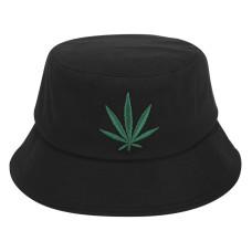 Панама Black Cannabis YFM248 унисекс