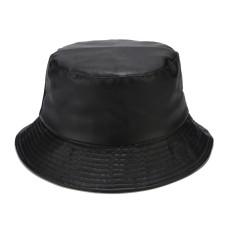 Панама Black Leather YFM710 унисекс