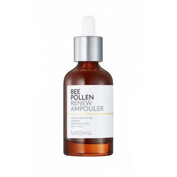 Сыворотка для лица против признаков старения Missha Bee Pollen Renew Ampouler - 10 мл