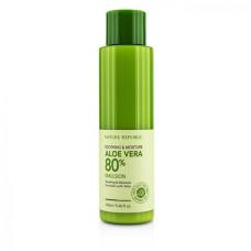 Зволожуюча емульсія з алое вера Nature Republic Soothing & Moisture Aloe Vera 80% Emulsion 160 мл