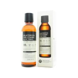 Тонер для сияния кожи с витамином С - Some By Mi Galactomyces Pure Vitamin C Glow Toner 200мл