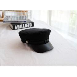 Женская кепи - кепка Classic chrm-1672 Black