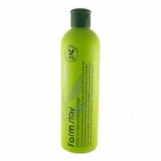 Очищающий тонер для лица FarmStay Green Tea Seed Moisture Toner 300мл