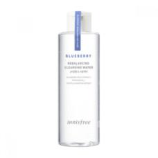 Очищающая вода с экстрактом черники Innisfree Blueberry Rebalancing Cleansing Water 200мл
